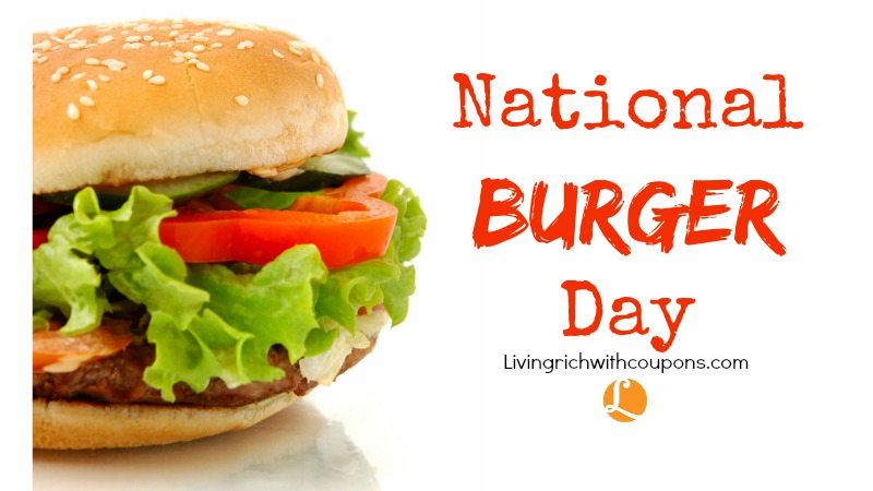 National Burger Day 2015