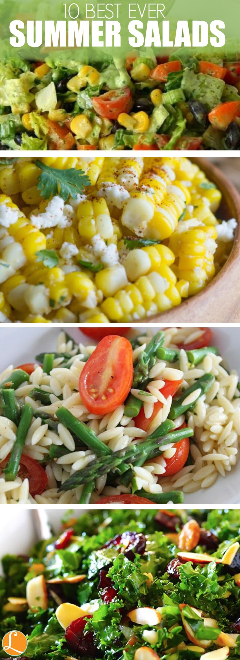 10 Best Summer Salads Living Rich With Coupons 174 Living