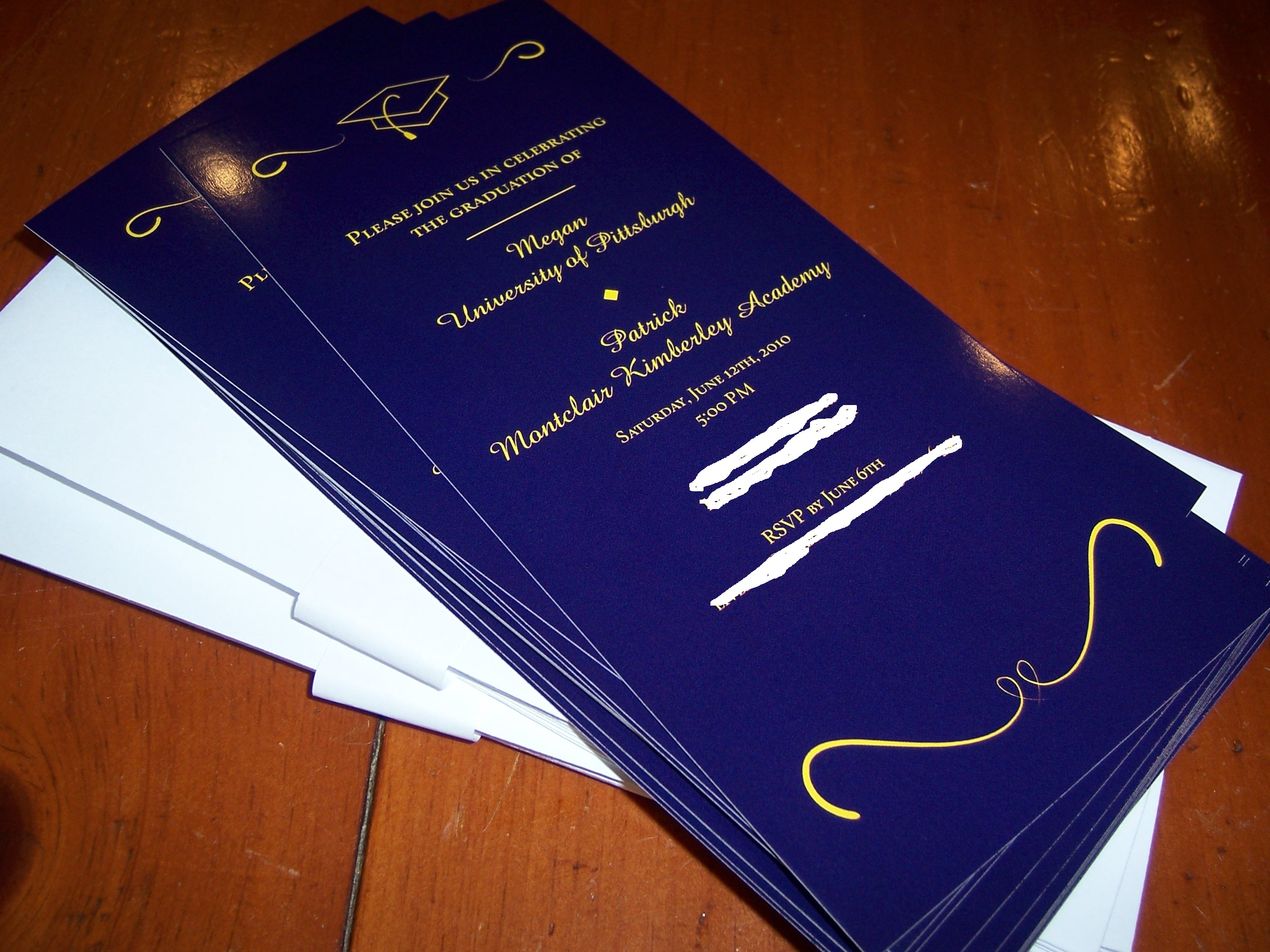 Vistaprint Lots Of Free Customized Items Invitations Business