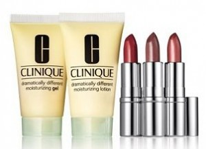HOT!! Macy's: Clinique Sponge + Lotion & Lipstick For $2.00 Shipped! |--Living Rich With Coupons®