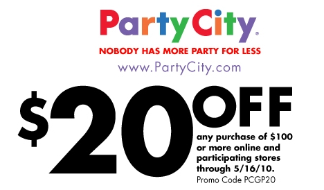 Plan your party on a dime with these 15 Party City coupons and sales in December Coupon Sherpa is your co-host in savings! Get 20% off Boys Birthday Party Supplies Over $ Expires 12/31/ 20% Off. TAKEAF. Show Promo Code.