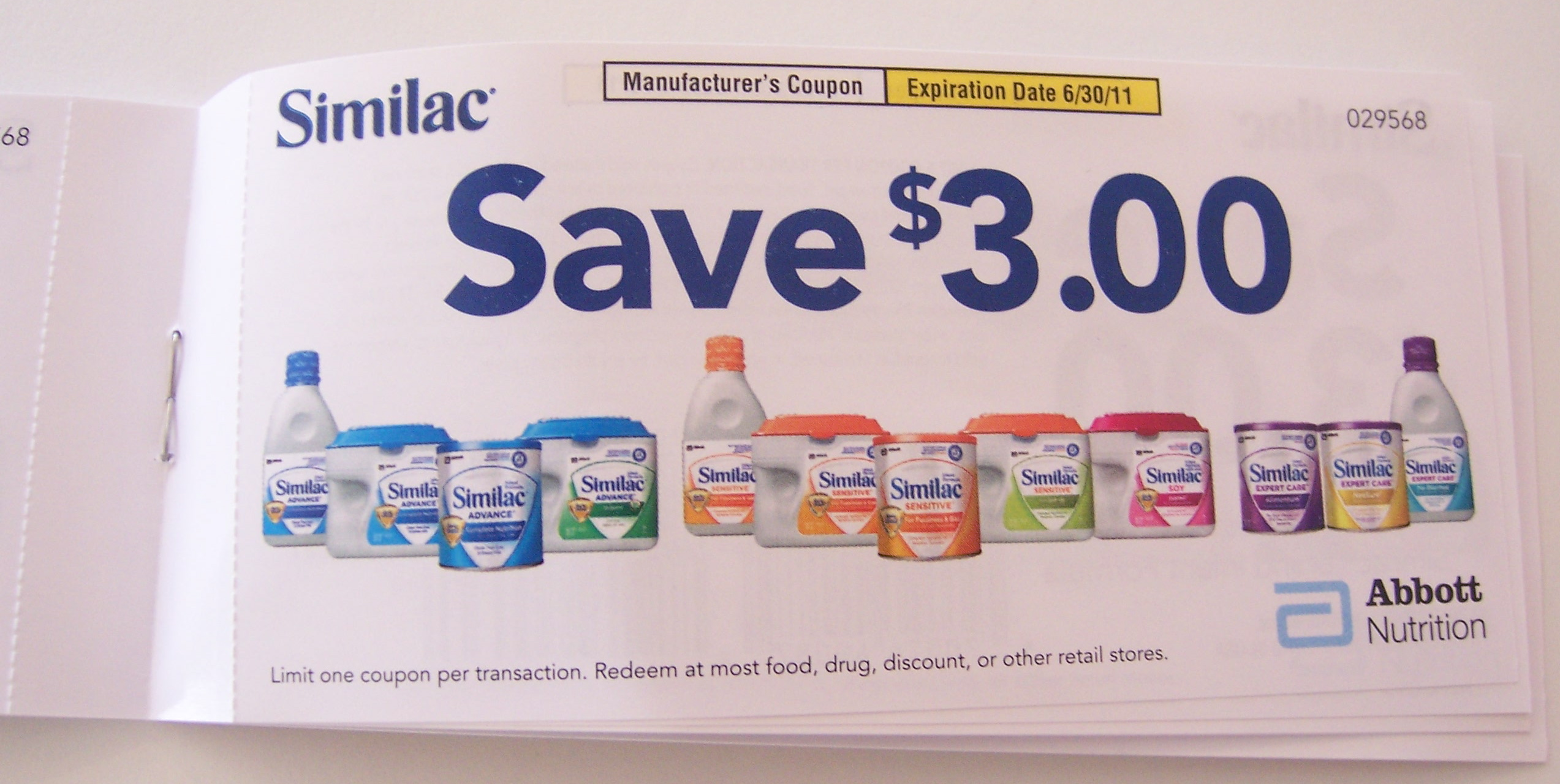 photo regarding Similac Printable Coupons called Similac Coupon Printable Coupon codes DB 2016