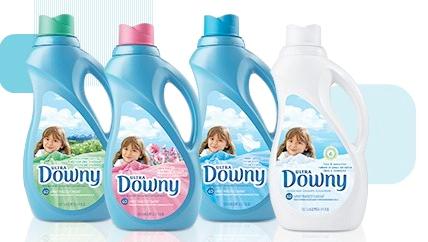 Downy coupon