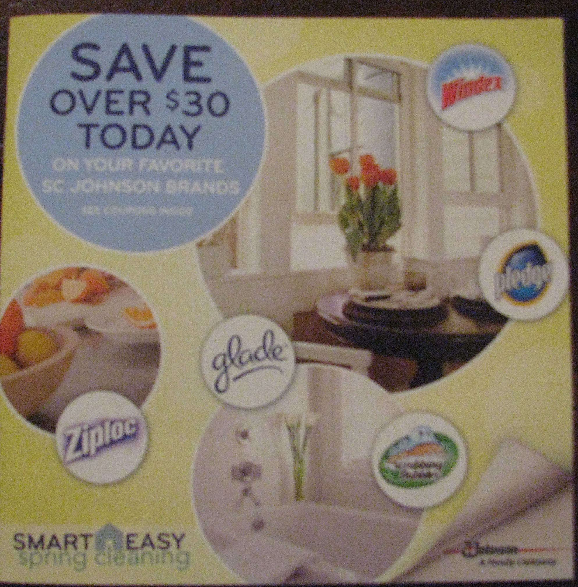 New SC Johnson Coupon Book | Living Rich With Coupons®Living Rich