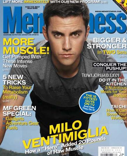 mens fitness magazine deal
