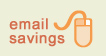 email savings