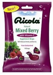 Ricola Mixed Berry
