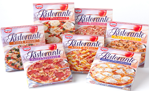 Dr Oetker Pizza Coupon