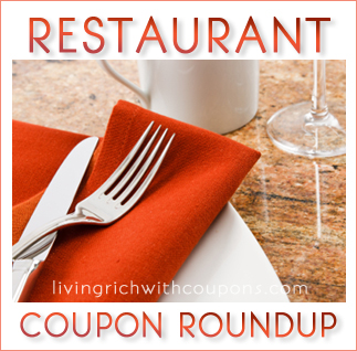 restaurant coupon