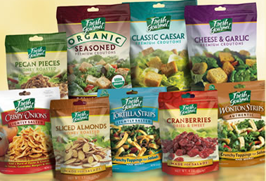 New Fresh Gourmet Coupons Croutons Nut Fruit Toppings More Living Rich With Coupons