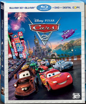 New 5 1 Cars 2 Dvd Blu Ray Coupon Rebates Living Rich With