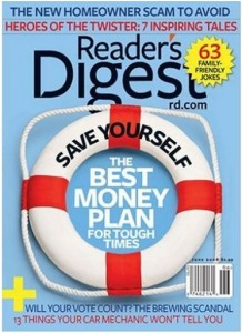 Readers Digest Magazine Deal