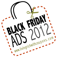 Black Friday Ads 2012