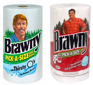 New 0 55 1 Brawny Paper Towel Coupon Single Roll Living