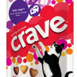crave cat treats