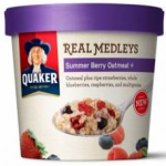 quaker real medleys