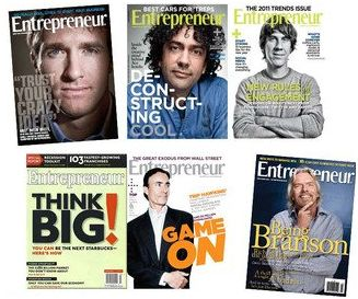 Entrepreneur magazine deal