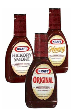 Kraft BBQ Sauce Coupon