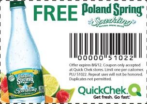 quick chek coupon