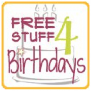 free stuff for your birthday