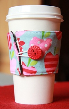 Do It Yourself Coffee Cup Sleeve