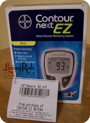 Bayer contour usb coupon