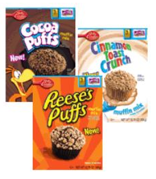 Cinnamon Toast Muffin Mix Coupon