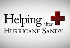 Hurrican Sandy Donation Locations