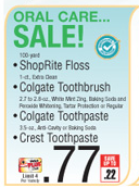 Screen Shot 2012 11 17 at 8.54.20 AM New $0.50/1 Colgate Toothbrush Coupon = Free at ShopRite!