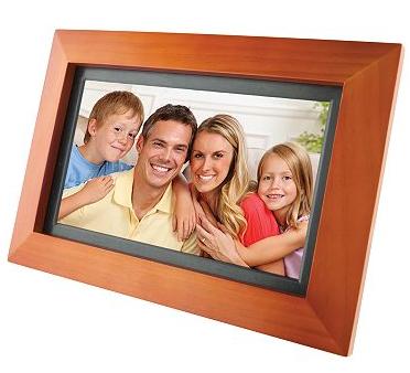 gpx 9 in digital photo frame