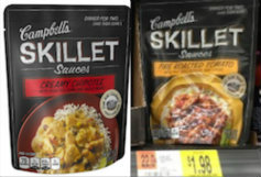 campbells skillet sauces coupon
