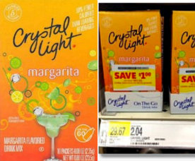 Crystal Light Coupons Ideas