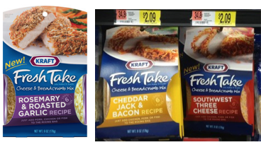Kraft Fresh Take Coupon