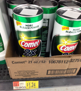 Comet Coupons