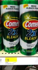 comet coupon