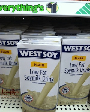 WestSoy coupon