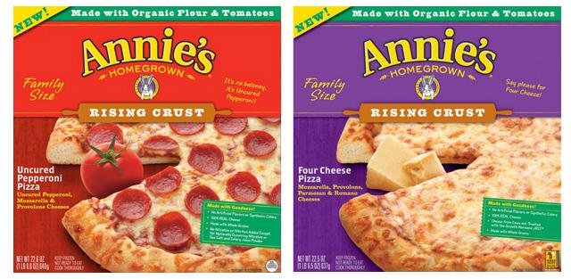 Annie's Pizza recall