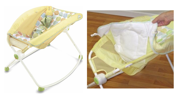 Fisher-Price Rock 'N Play Recall