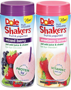 Dole Smoothie Shakers Coupon