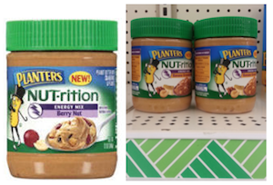Planters Peanut Butter Coupon