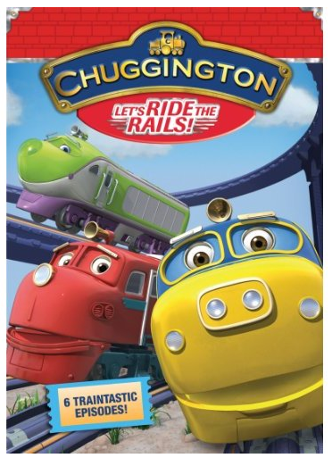 Chuggington DVD Coupon
