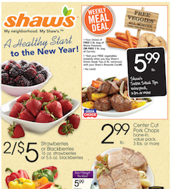 Shaws Coupons