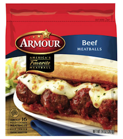 armour meatballs coupon