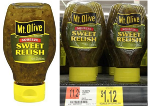 Mt Olive Relish Coupon