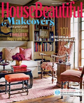 Renew.Housebeautiful.Com house beautiful magazine deal | only $4.99 for a 1 year
