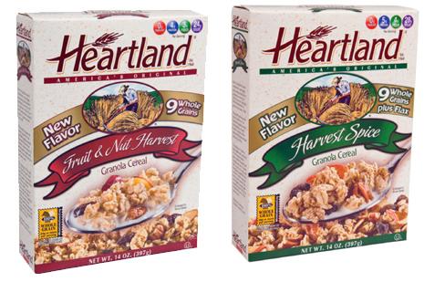 Heartland Granola Recall