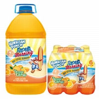 New $1.10/1 Hawaiian Punch Aloha Morning Coupon = $0.90 at Family Dollar
