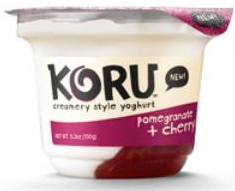 New $0.75 Koru Yogurt Coupon = Free at ShopRite
