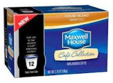 maxwell House Coupon