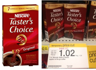 Nescafe Coupon
